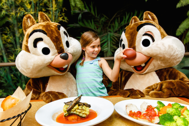 GARDEN GRILL RESTAURANT BREAKFAST AND LUNCH RESERVATIONS NOW AVAILABLE ATEPCOT!