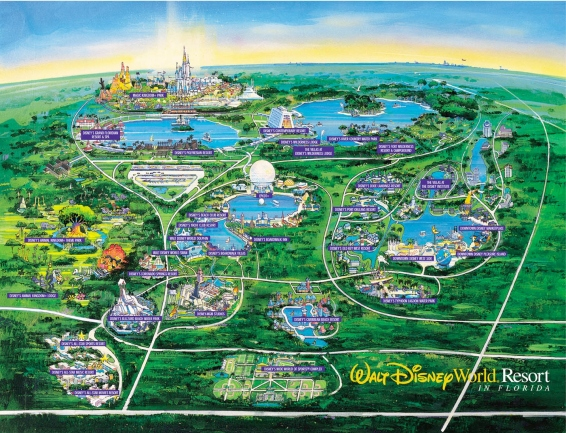 Theme-Parks-FL-walt-disney-world-resort-map