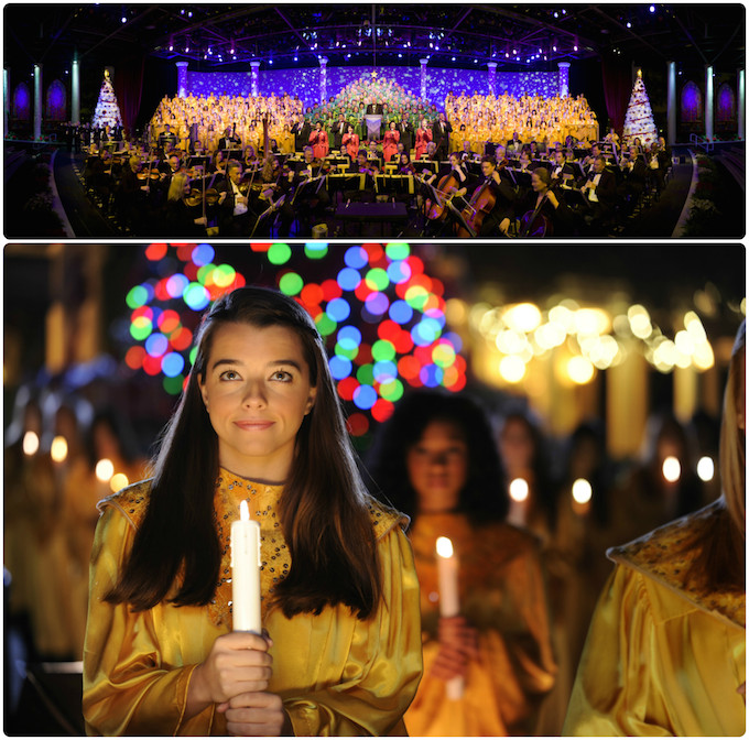 BOOK 2015 CANDLELIGHT PROCESSIONAL DINING PACKAGES TODAY!