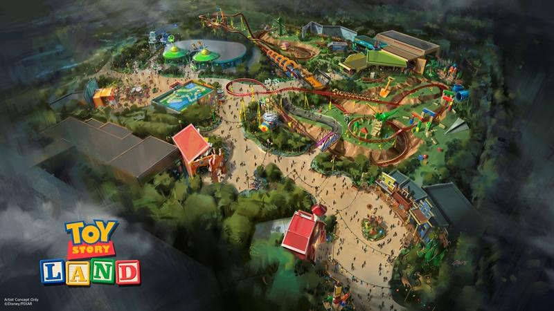 Toy Story Land at Disney's Hollywood Studios inFlorida!