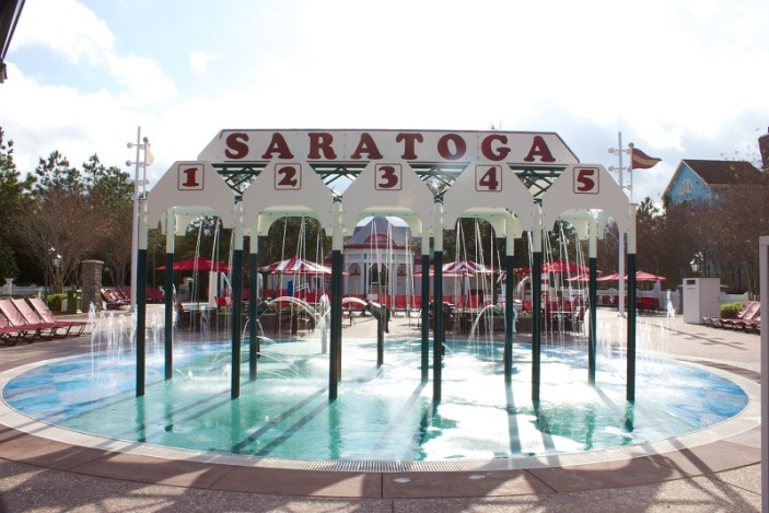 saratoga springs splash pad