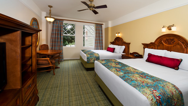 Disney S Saratoga Springs Resort Amp Spa Vacation