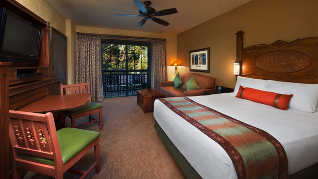 villas wilderness lodge deluxe stduio