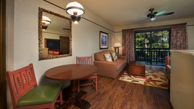 villas wilderness lodge one bedroom villa