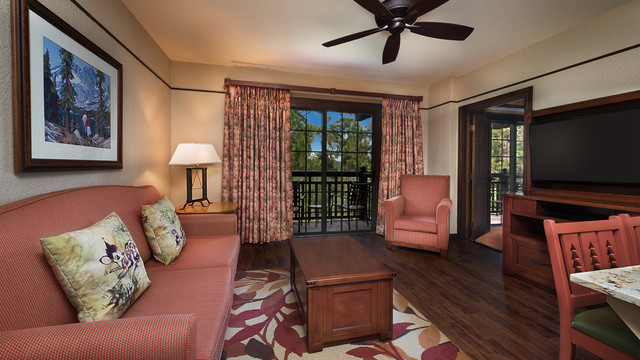 villas wilderness lodge two bedroom villa