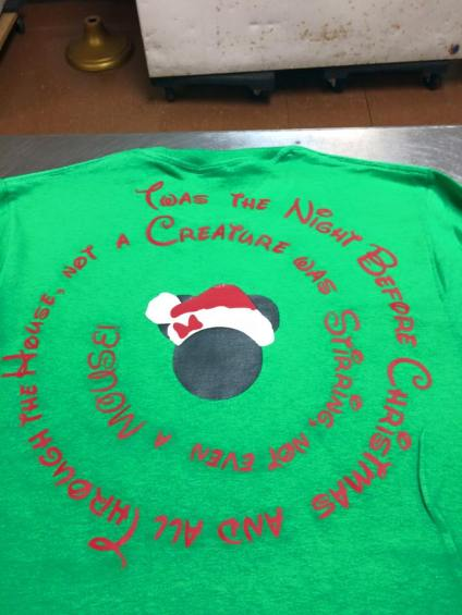 Christmas Party Shirt