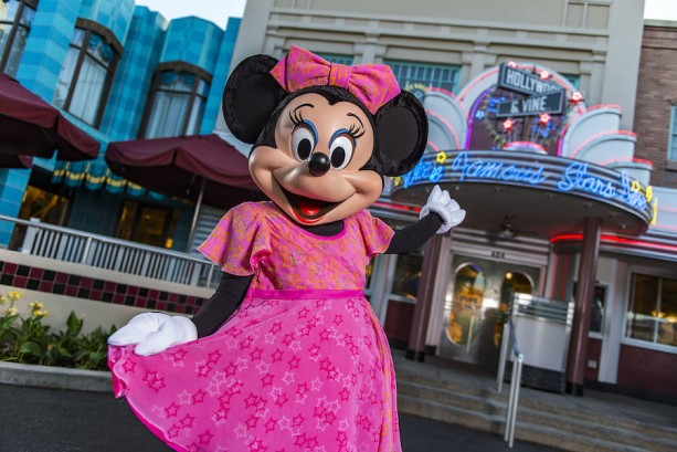 Enjoy Minnie's Seasonal Dine at Hollywood & Vine Year-Round!