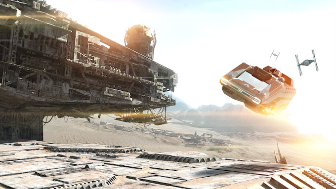 Star Wars Launch Bay Coming to Disney's Hollywood Studios December 1,2015!