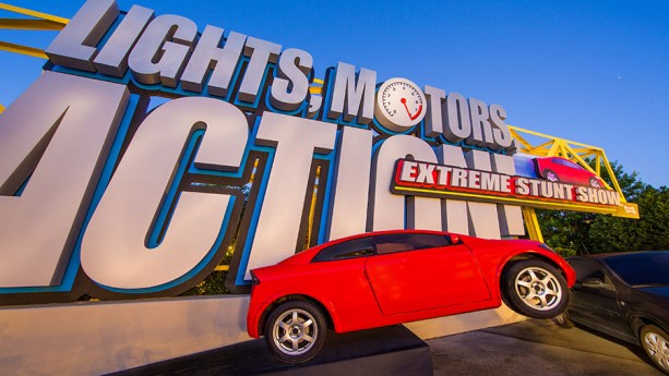Lights, Motor Action! To Close April 2, 2016