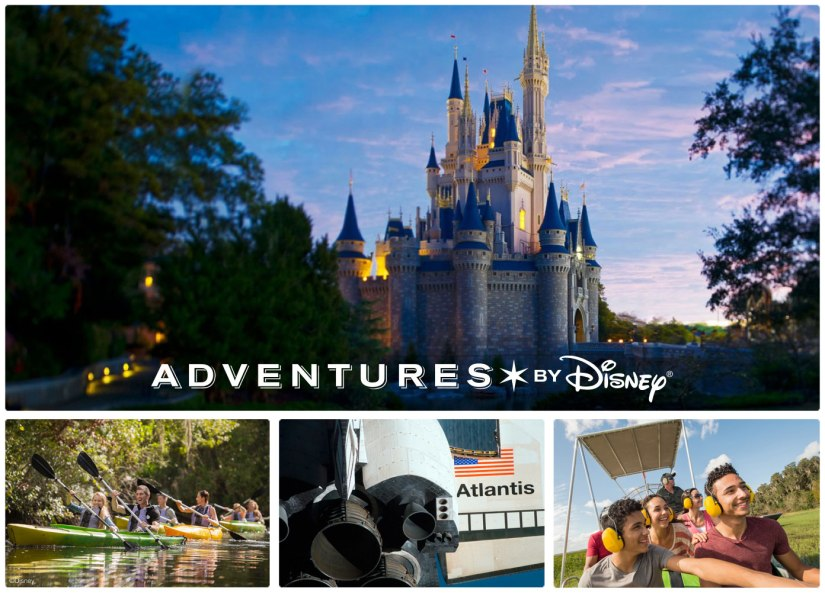 Adventures by Disney's Newest Itinerary! The Walt Disney World Resort and CentralFlorida!