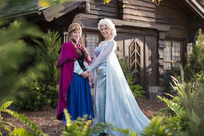 Frozen Ever After Ride & Royal Summerhus to Open June 21 atEPCOT!