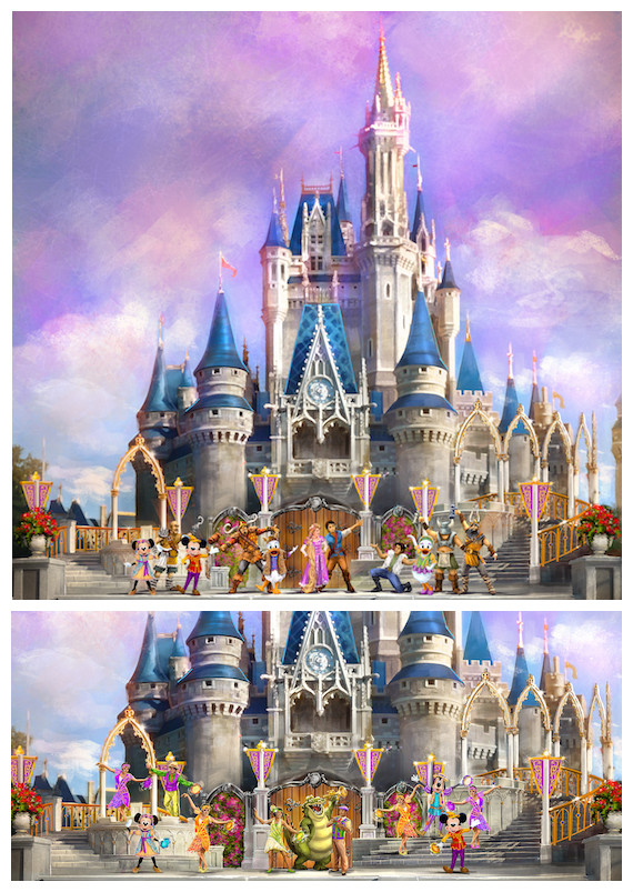 New Information about Mickey's Royal FriendshipFaire!