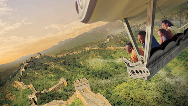 Soarin' Around the World Debuts on June 17 atEPCOT!