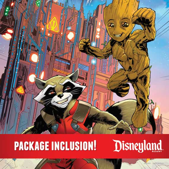 Summer of Heroes: Walt Disney Travel Company Vacation Package ValueAddition
