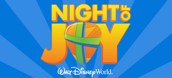 Disney Night of Joy 2017 Tickets Now on Sale!